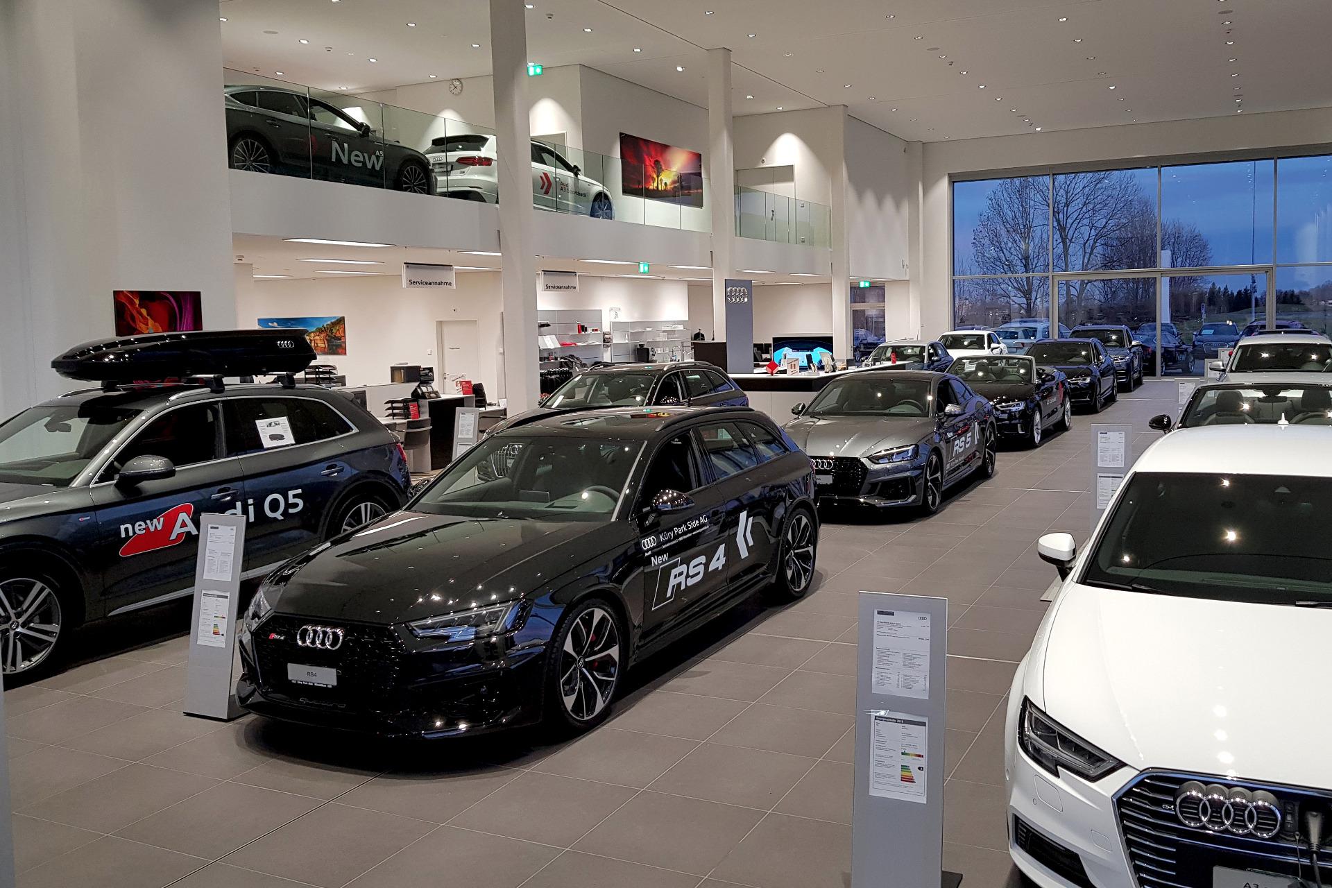 Audi Kury Park Side Ag